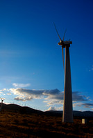 Mojave Wind Power Farm (Daytime)